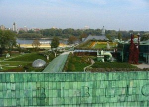 Green Roof in Warsaw
