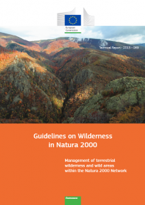 wilderness guidance